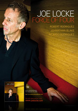 Joe Locke 'Force of Four'