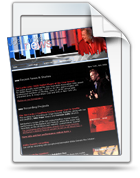 Joe Locke newsletter