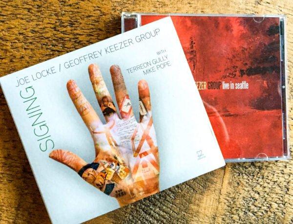 Joe Locke 'Signing' / 'Live In Seattle'