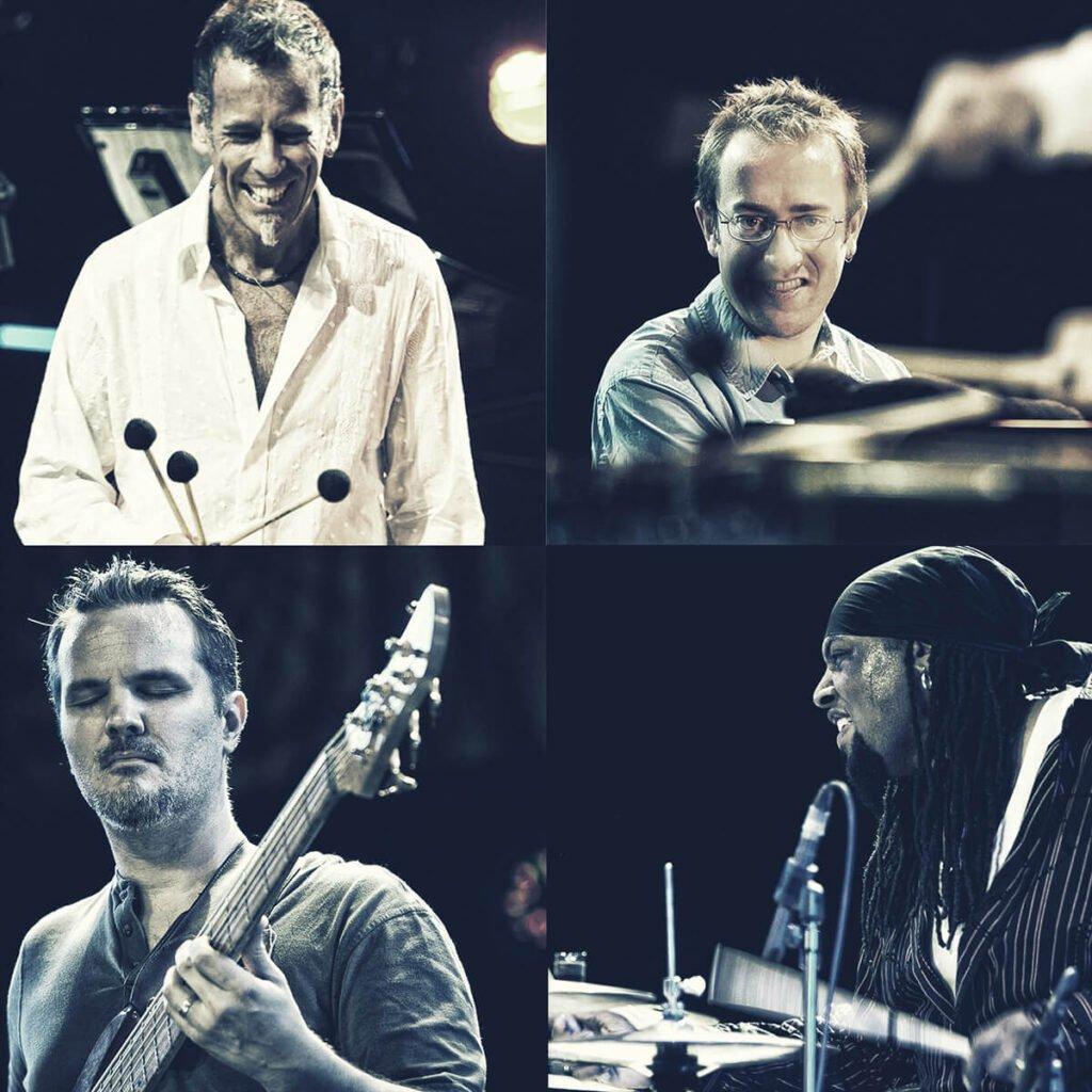 Joe Locke, Geoffrey Keezer, Mike Pope, Terreon Gully