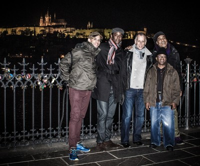 Joe Locke Group in Prague