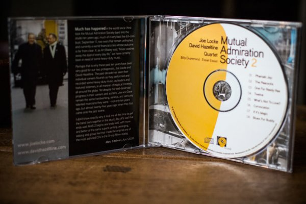 Joe Locke & David Hazeltine - Mutual Admiration Society 2