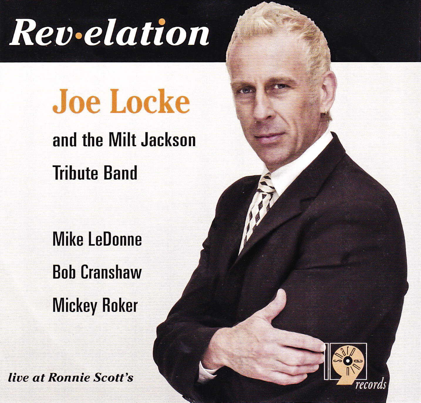 Joe Locke - Revelation