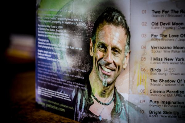 "Joe Locke ""For The Love Of You"""