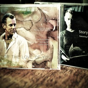 Joe Locke 'For The Love Of You' + 'Storytelling'
