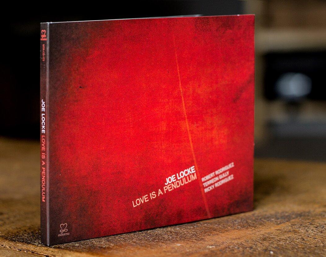 Joe Locke 'Love Is A Pendulum' sheet music