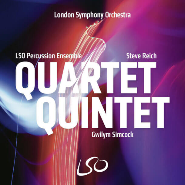 "Joe Locke's music on LSO Live ""Quartet Quintet"""