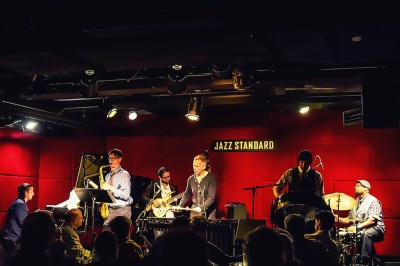 Joe Locke at Jazz Standard