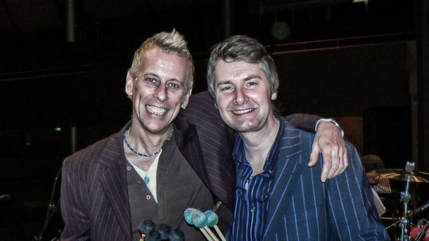 Joe Locke, Neil Percy