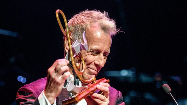 Joe Locke, inducted into Rochester Music Hall Of Fame 2016