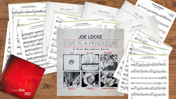 'Love Is A Pendulum' Suite sheet music